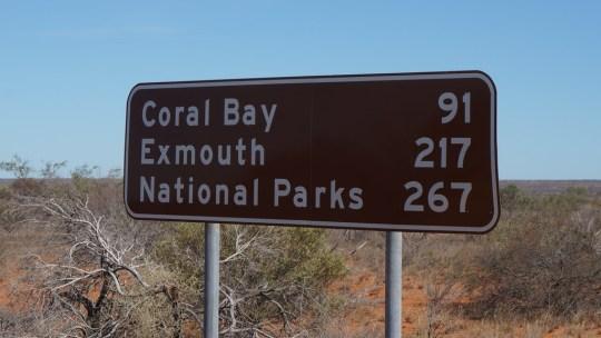 Coral Bay – Ningaloo Marine Reef