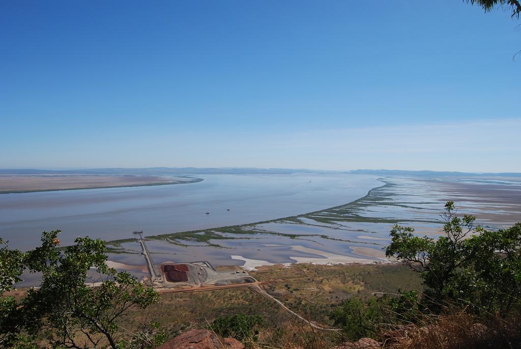 Five Rivers Lookout Wyndham Western Australia