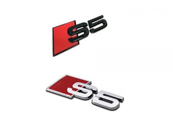 Audi s5 emblem