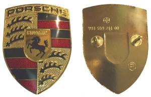 Porsche emblem