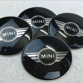 mini hjulnav emblem