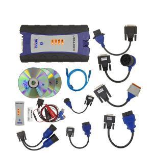 NEXIQ 2 diagnostikverktyg felkodsläsare för lastbilar Truck