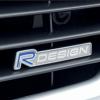 volvo r design grill emblem