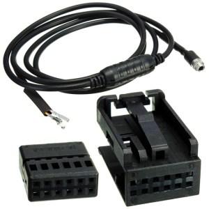 bmw e60 e61 aux adapter