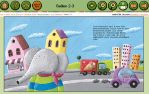 Childrenslibrary-الكتب الألمانية