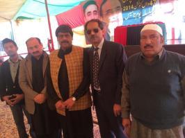 @PPPGujranwala Jiyaly Bhutto k in Bilawal house