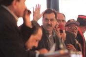 @alimdad @faridmemonpsf Former prime minister Yousuf Raza Gillani waving #Jiyalas #PPPFoundationDay