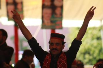 @MediaCellPPP Jiyalas on full swing at Workers Convention of #PPP KPK Balochistan Sindh AJK and GB Bilawal House #Lahore2