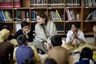 @AlifAilaan MNA @ShaziaAttaMarri at a govt school for some animated storytelling and career counseling #LeadingThroughTeaching
