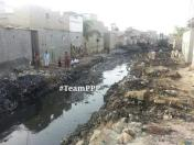 @ibrohi31 Cleaning of Lyari Nullah Machar Colony Nullah & other drains Akhtar Jadoon instructed to speed up the work 1