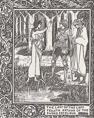 Las espadas de Arturo I