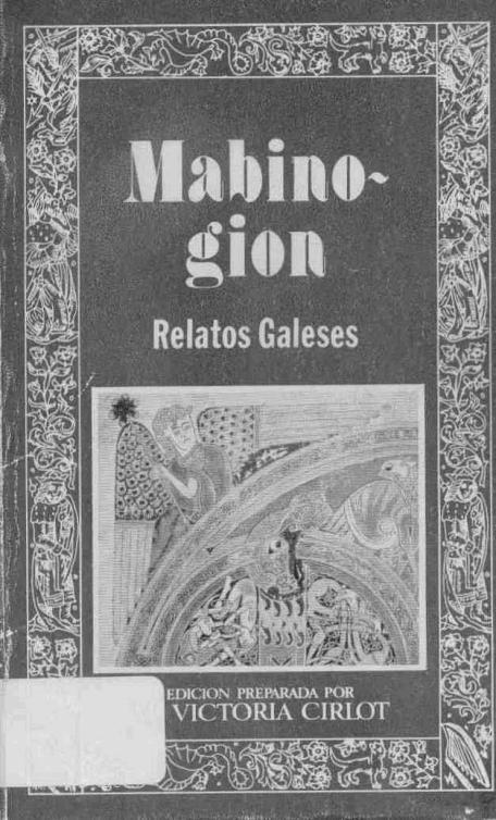 Mabinogion Introducción