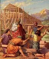 Cessair y el arca de Noé
