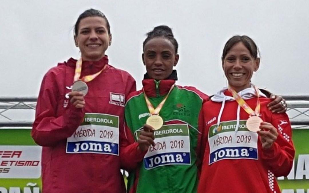 Tres atletas del BM Bilbao entre las cinco mejores de España