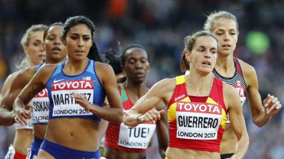 Jake Hayward, el heredero de Sir Sebastian Coe, y la siete veces campeona de España Esther Guerrero, correrán en Bilbao