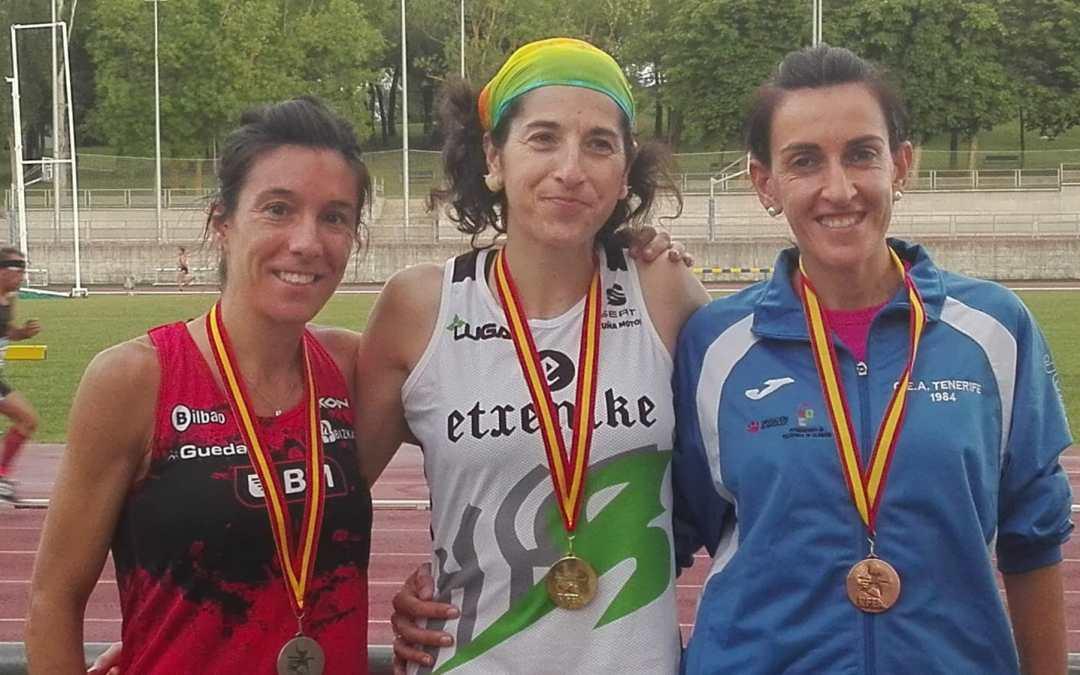 BM de plata en Castellón y Vitoria