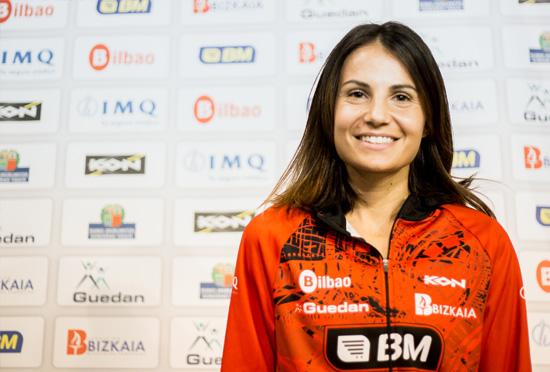 Entrevista a Gema Martín antes del Campeonato de España de Clubes