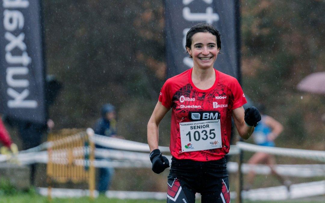 Irene Loizate respira del MIR pulverizando récords asturianos