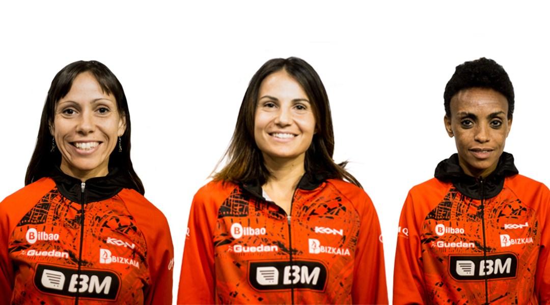BM Bilbao, columna vertebral de la selección en el Mundial