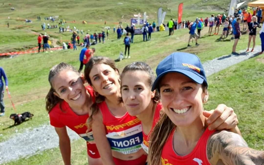 Virginia Pérez, lidera la selección en el europeo de montaña