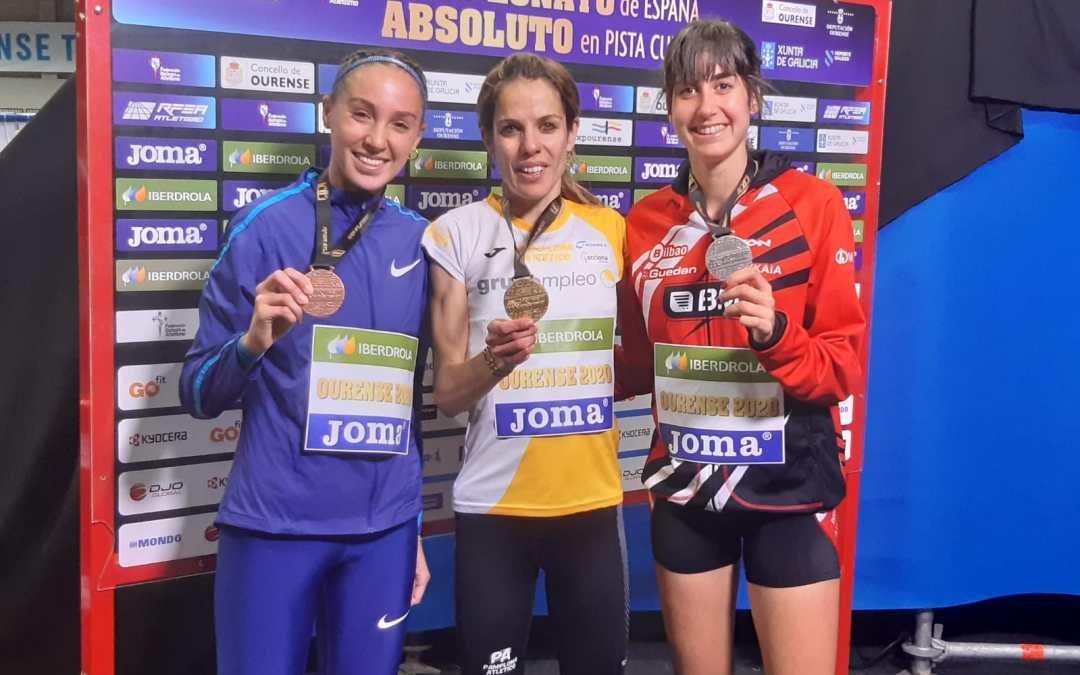 Entrevista a Beatriz Álvarez, subcampeona de España de 3000 metros pista cubierta
