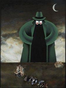 El coloso del miedo, 1977.