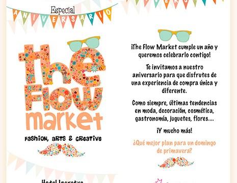 The Flow Market, el mercadillo de inspiración londinense, vuelve a la playa de Ereaga