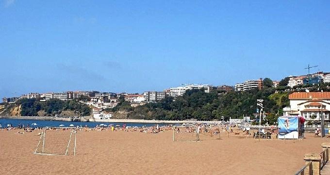 Las playas de Ereaga y Arrigunda renuevan la certificación ISO por su calidad y gestión ambiental