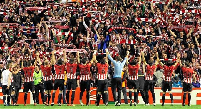 Equipo Athletic Club de Bilbao.