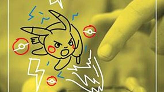 Encuentro de grupos de cazadores de Pokémon en Artea
