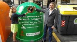 Bilbao anima a la ciudadanía a participar en el trofeo de vidrio reciclado para La Vuelta 2016