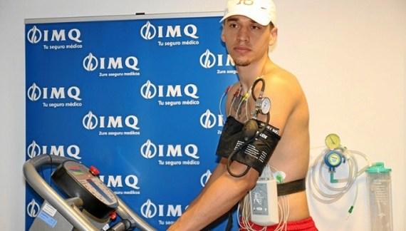 El nuevo fichaje del Dominion Bilbao Basket, Scott Bamforth, ya ha pasado el reconocimiento médico