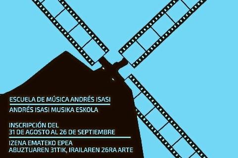 Primera edición del Festival de Cortometrajes Express de Getxo