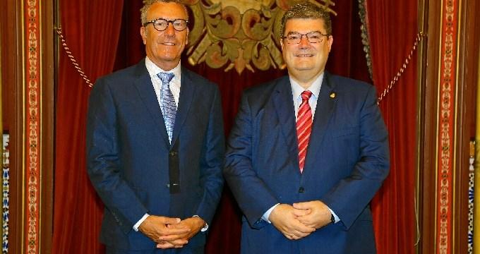 Encuentro entre Bilbao y Bruselas para tratar la solidaridad, la sostenibilidad y la justicia social