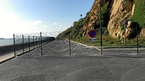 El Puerto Viejo de Algorta cierra sus accesos con motivo de las fiestas en Getxo