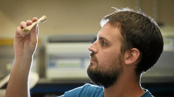 La UPV/EHU sienta las bases para poder diferenciar huesos de yacimientos consumidos por humanos de los consumidos por animales