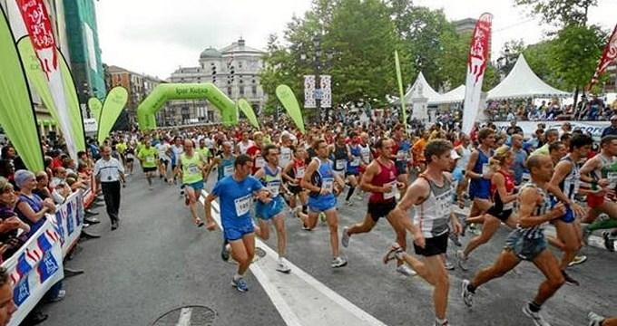 La prueba sobre asfalto Hiri Krosa celebra el próximo viernes 26 de agosto su vigésima edición