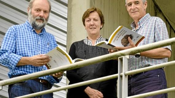 'Historia del Hierro en Bizkaia y su entorno', primer libro que recoge una historia del hierro en el País Vasco
