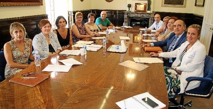 Acuerdo de cooperación para la mejora sanitaria de los mayores de Bilbao
