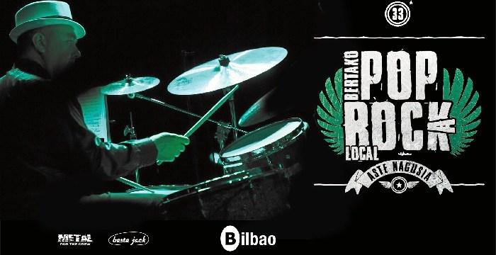 Las bandas y artistas de Bilbao lideran la 33ª edición de la muestra de Metal y Pop Rock de Aste Nagusia