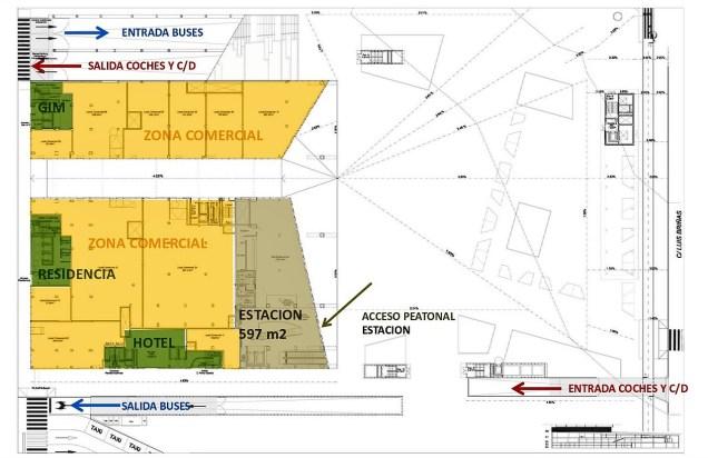 Estación Intermodal de Garellano www.bilbao.net