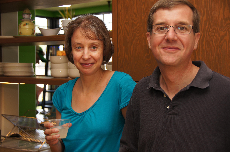 Ingrid and Jon