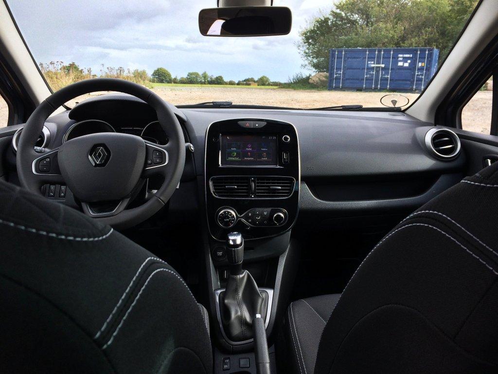 New Renault Clio Interior