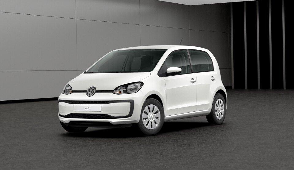 Pressebillede fra Volkswagen Danmark