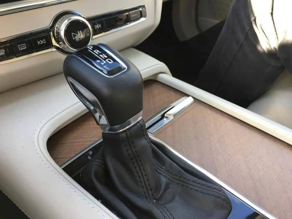 Volvo S90 Gear Stick