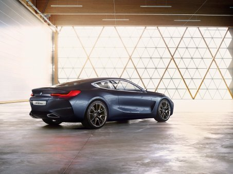 BMW Concept 8 Series - 2