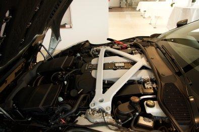 Aston Martin Showroom Launch