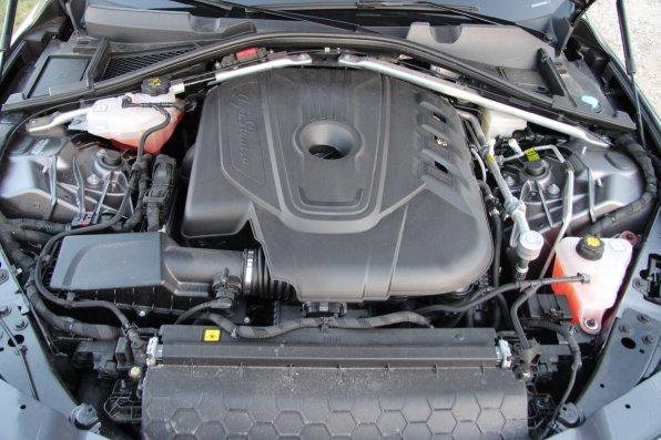 Alfa Romeo Giulia - Motor