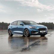 Ford Focus ST forfra