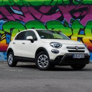 Fiat 500X City Cross forfra